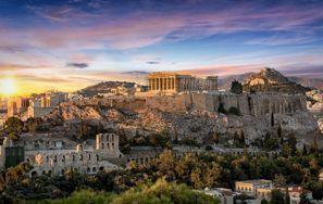Szállás Athén, Görögország