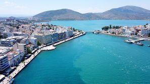 Szállás Evia, Görögország