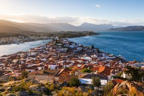 Szállás Galatas, Görögország