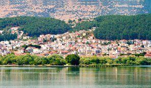Szállás Ioannina, Görögország