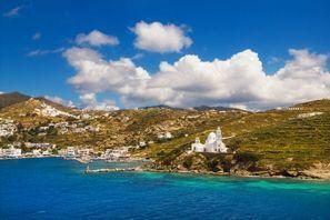 Szállás Ios, Görögország