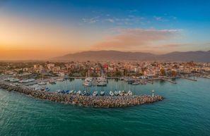 Szállás Kalamata, Görögország