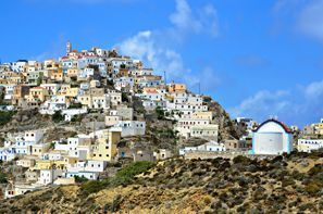 Szállás Karpathos, Görögország