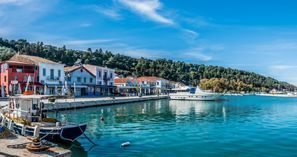 Szállás Katakolo, Görögország