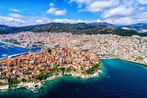 Szállás Kavala, Görögország
