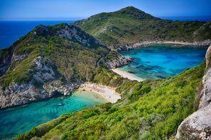Szállás Korfu, Görögország