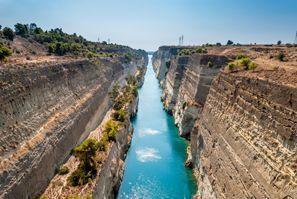 Szállás Korinthos, Görögország