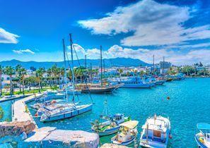 Szállás Kos, Görögország