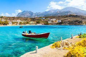 Szállás Kréta, Görögország