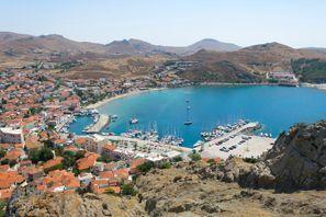 Szállás Limnos, Görögország
