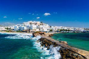 Szállás Naxos, Görögország