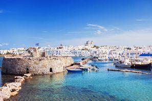 Szállás Paros, Görögország