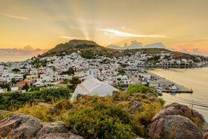 Szállás Patmos, Görögország