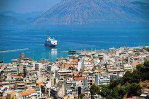 Szállás Patra, Görögország