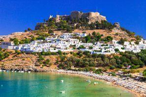 Szállás Rodosz, Görögország