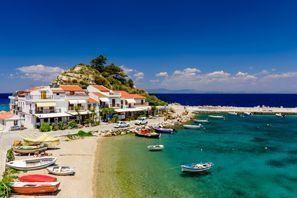 Szállás Samos, Görögország