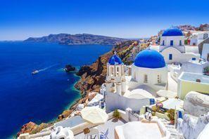 Szállás Santorini, Görögország