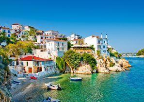 Szállás Skiathos, Görögország