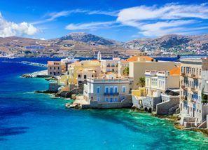 Szállás Syros, Görögország
