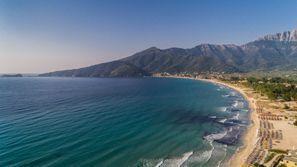 Szállás Thassos, Görögország