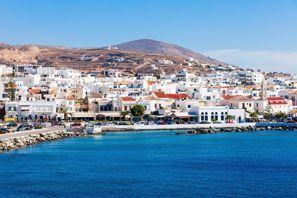 Szállás Tinos, Görögország