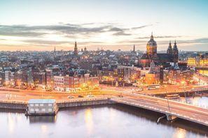 Szállás Amszterdam, Hollandia