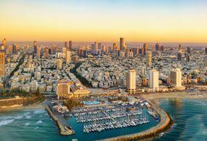 Szállás Tel Aviv, Izrael