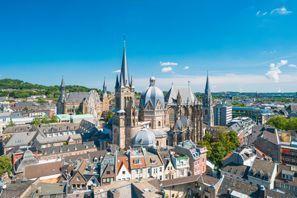 Szállás Aachen, Németország