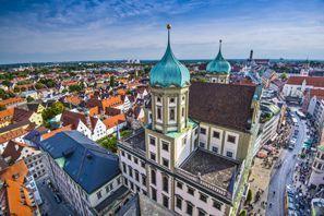 Szállás Augsburg, Németország