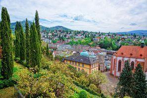 Szállás Baden-Baden, Németország