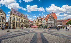 Szállás Bréma, Németország