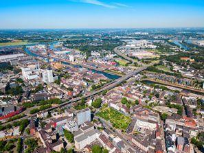 Szállás Duisburg, Németország