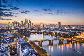Szállás Frankfurt, Németország