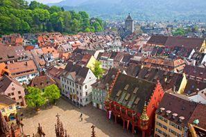 Szállás Freiburg, Németország