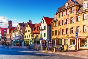Szállás Fürth, Németország