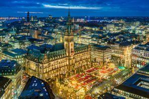 Szállás Hamburg, Németország