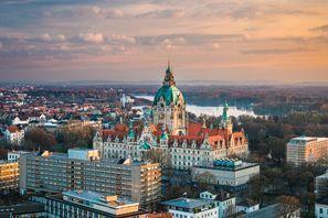 Szállás Hannover, Németország