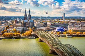 Szállás Köln, Németország