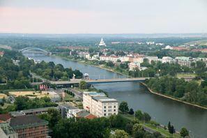 Szállás Magdeburg, Németország