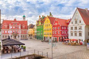 Szállás Memmingen, Németország