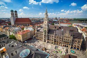 Szállás München, Németország