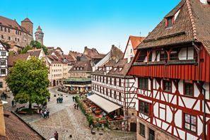 Szállás Nürnberg, Németország