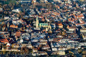 Szállás Paderborn, Németország