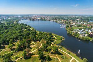 Szállás Potsdam, Németország