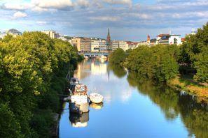 Szállás Saarbrücken, Németország