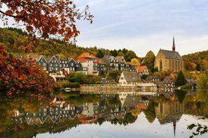 Szállás Wuppertal, Németország