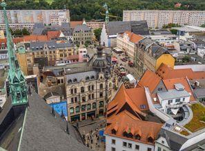 Szállás Zwickau, Németország