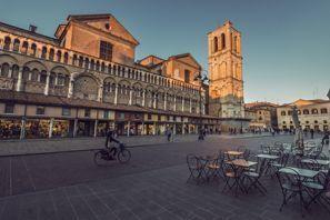 Szállás Ferrara, Olaszország