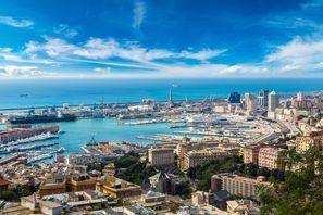 Szállás Genova, Olaszország