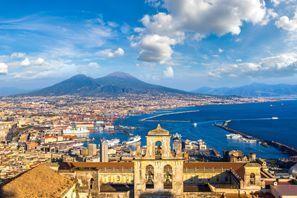 Szállás Nápoly, Olaszország